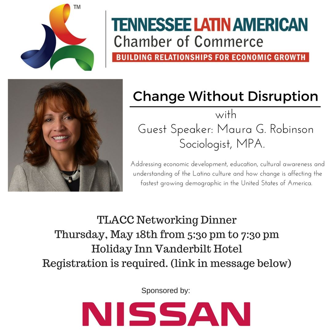 The tennessee latin american chamber of commerce tlacc for American chambre of commerce